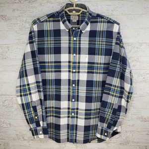Tailored by J. Crew Button Up Shirt